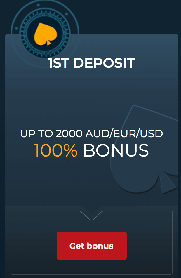 Casino 4 you Deposit Bonus